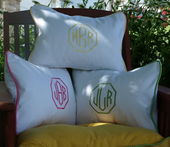monogrammedpillows