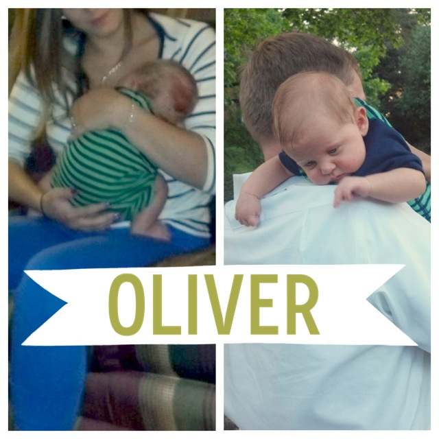 Oliver Chubby Cheeks