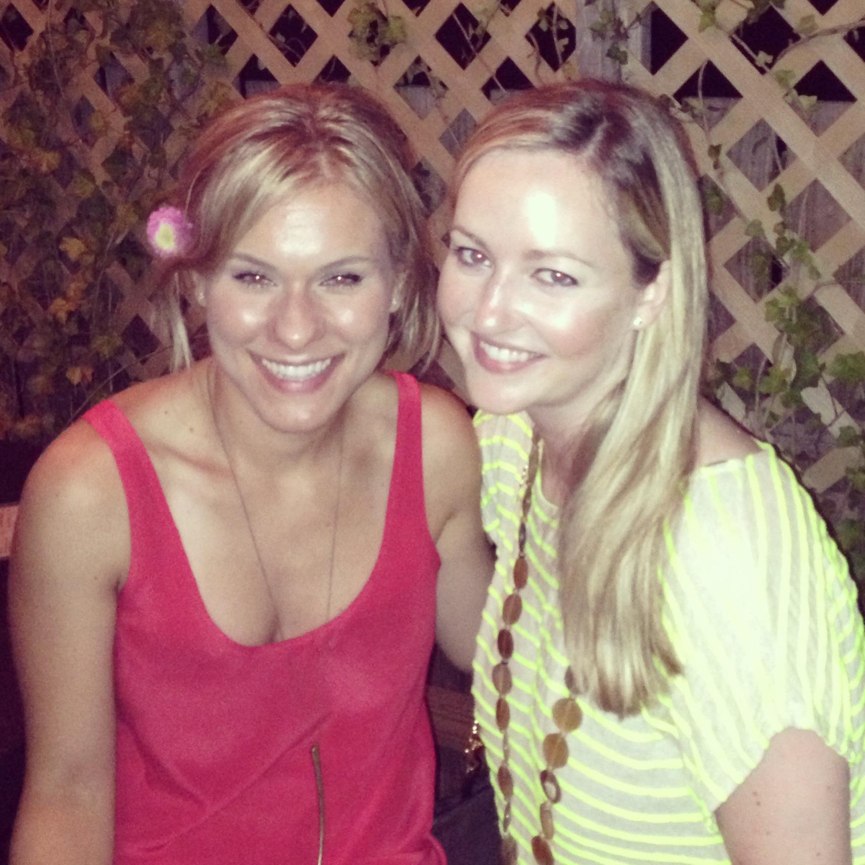 Catherine & me 7.13.13