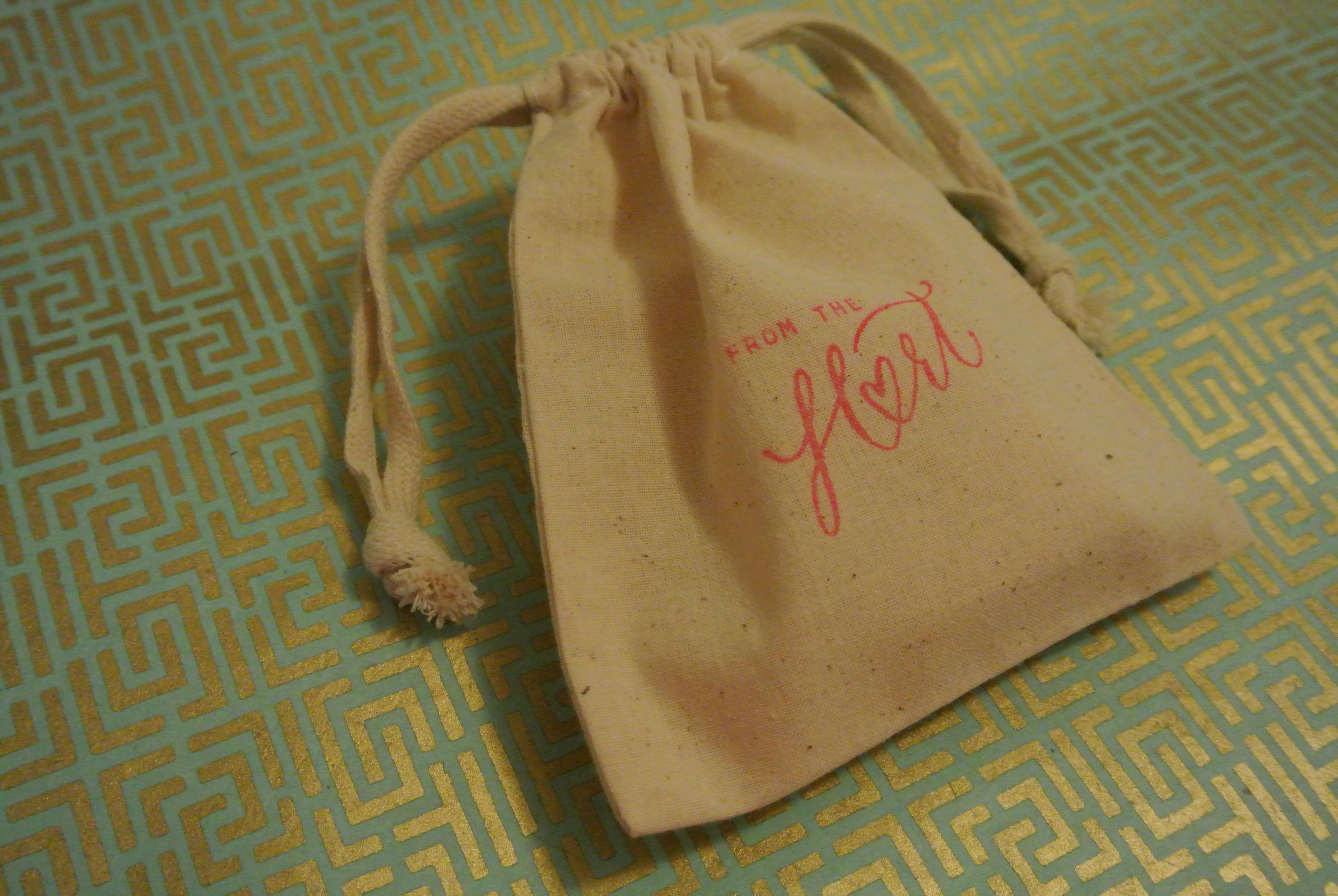 from the Hart canvas bag
