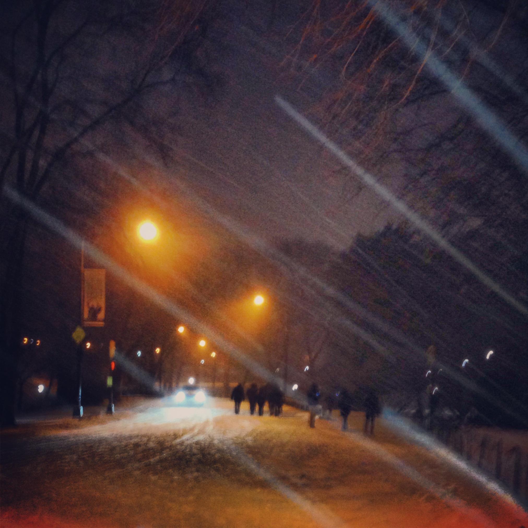 Central Park Dec 2013