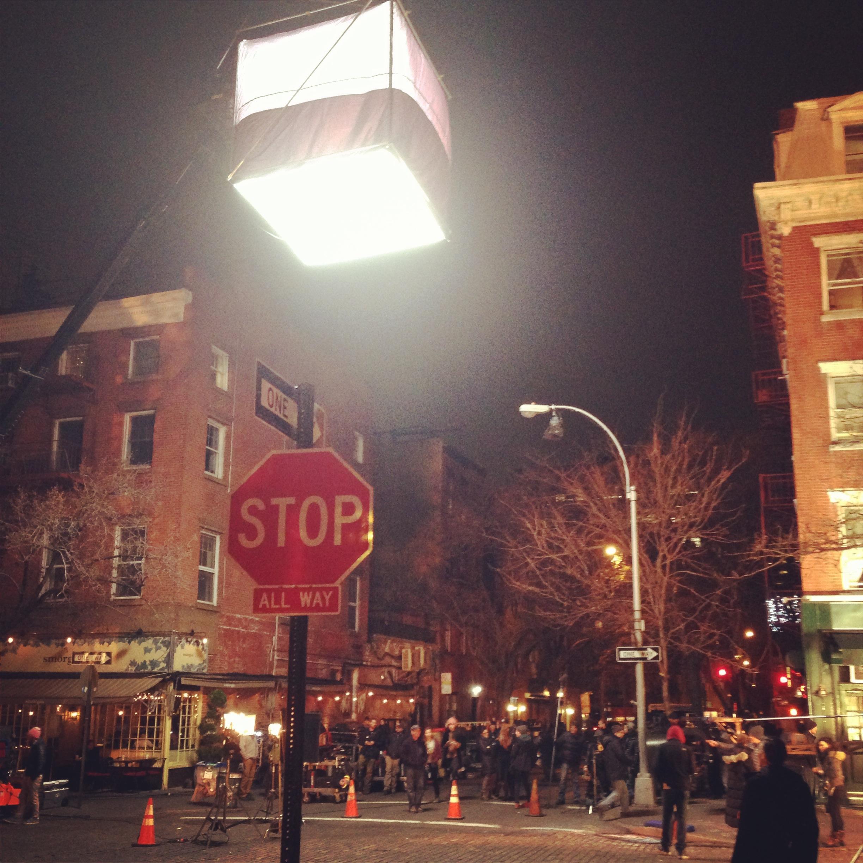 filming Annie Dec 2013 (2)