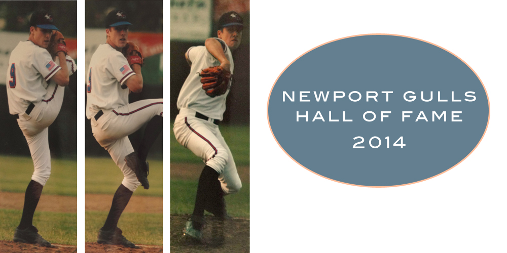 Newport Gulls Hall of Fame 2014