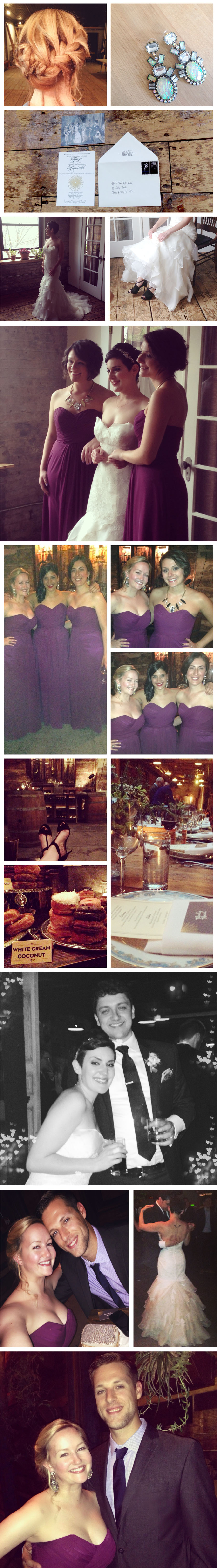 Adrienne & Steve's Wedding Pics