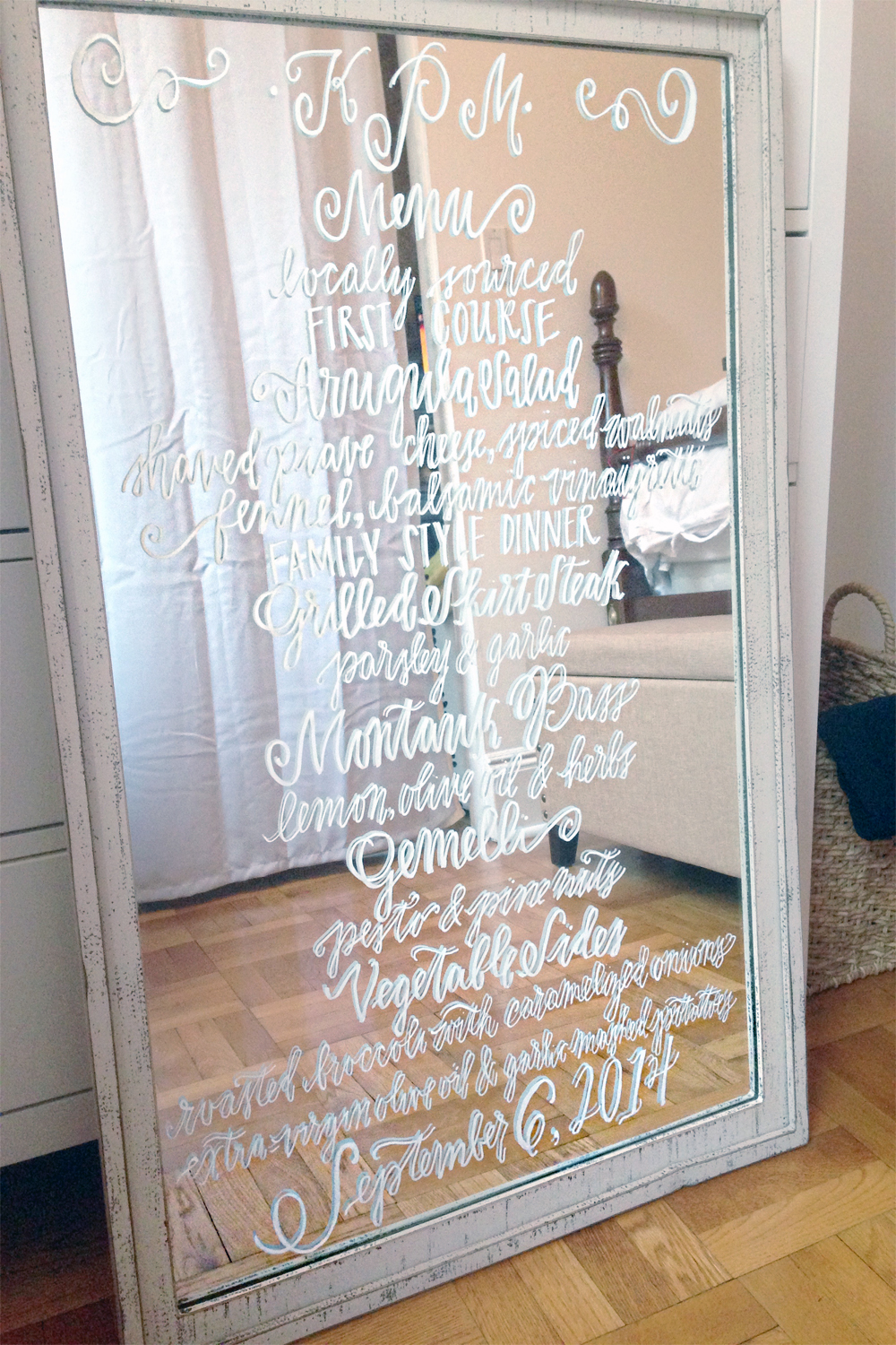 KPM Menu Mirror