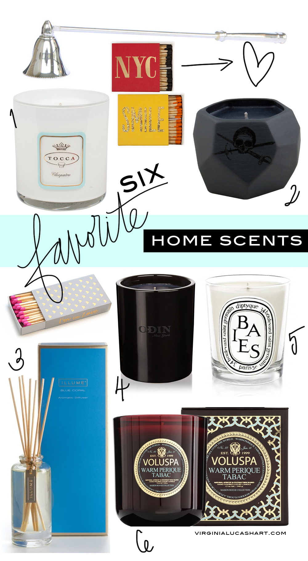 favorite-home-scents