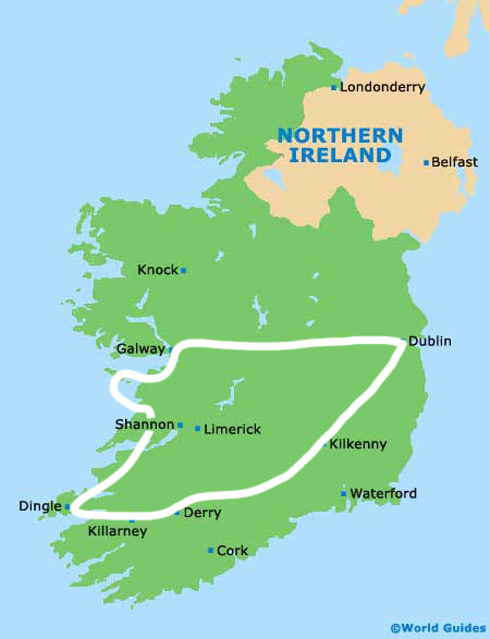 map-of-ireland