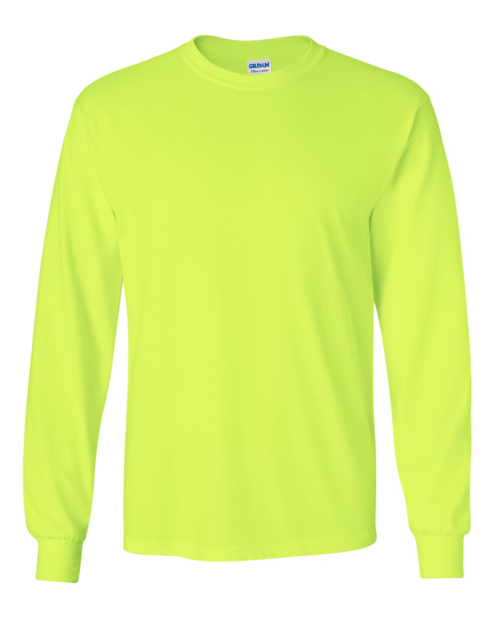 Gildan_2400_Safety_Green_Front_High.jpg