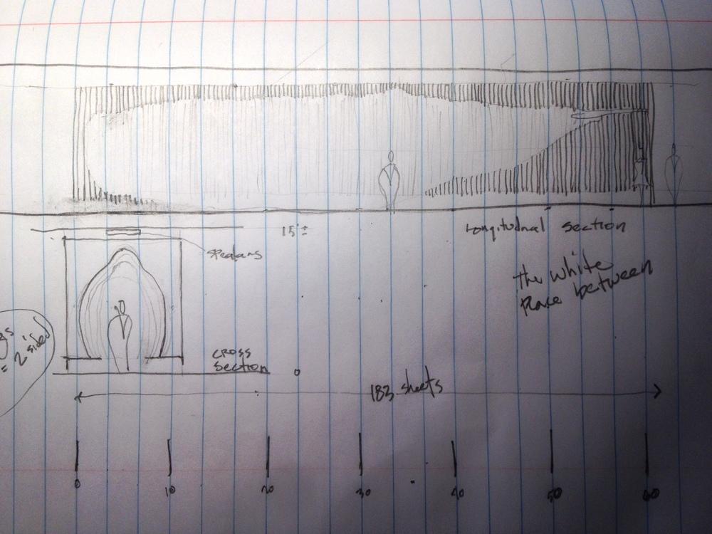 first ideation sketch