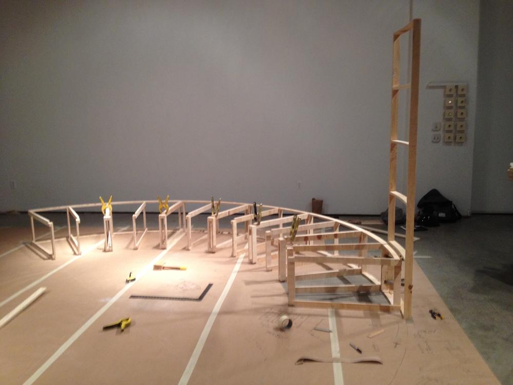 pepinsky guesthouse selfie construction