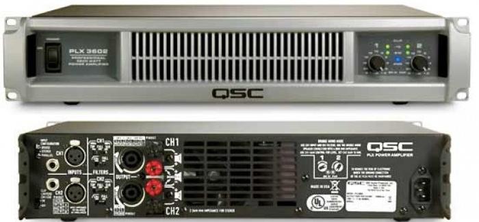 QSC PLX 3602