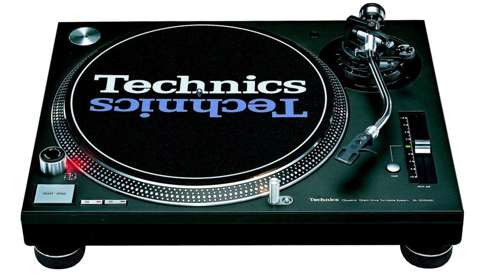 TECHNIC 1200 TURNTABLE