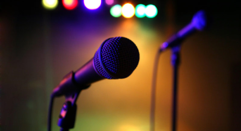 Microphones & Wireless -