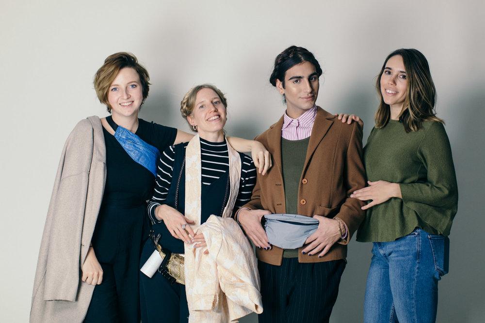 Camille, Manuela, Hugo & Me!