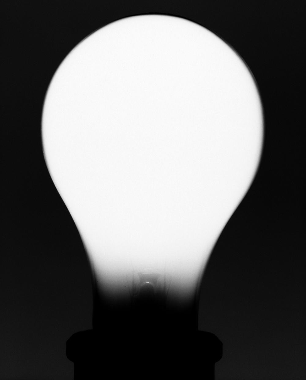 Light Bulb 20 (CP), 2001