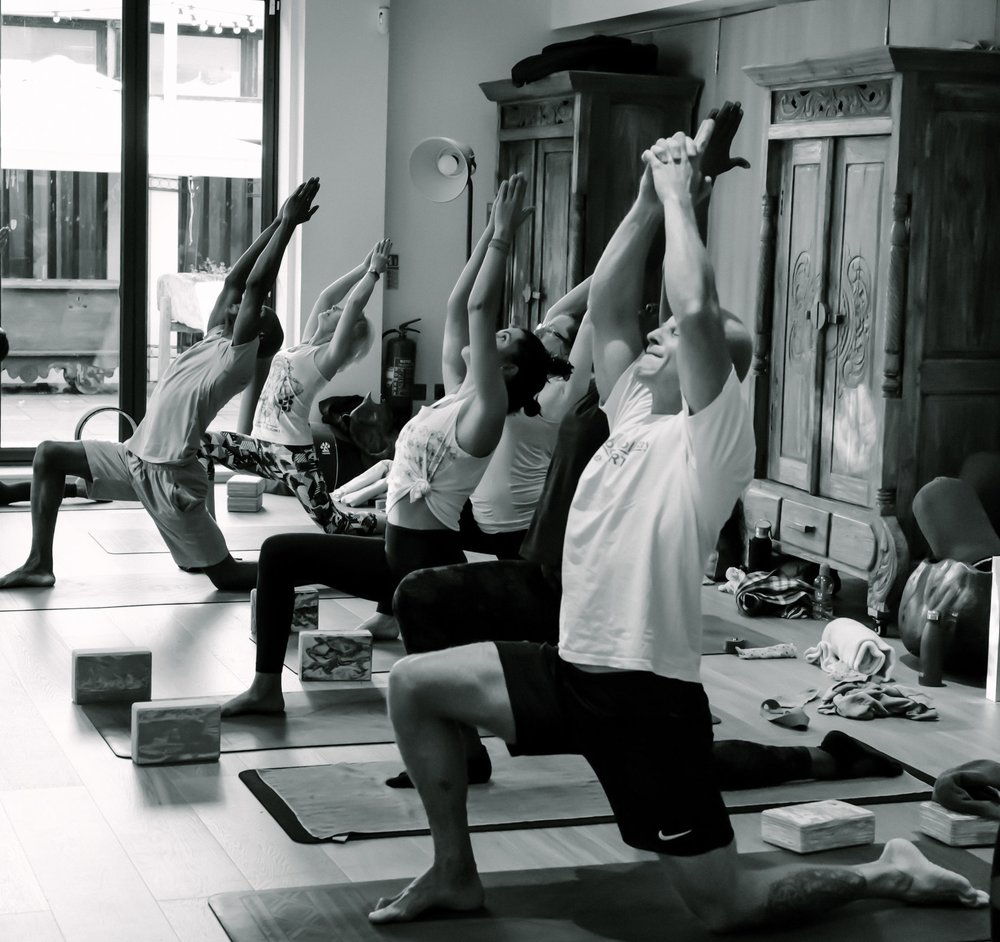Yoga for Sport -