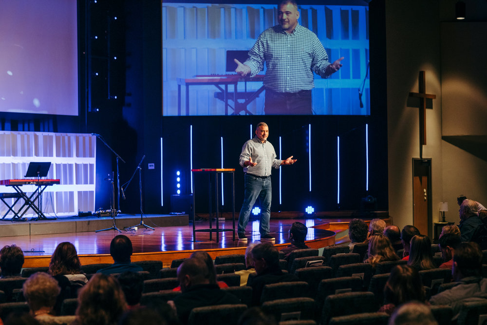 Halftime BLOG - We publish a weekly blog that reflects on our previous Sunday morning teaching, as well as gets you thinking about the upcoming Sunday. Halftime is just a little something to get you through the week.