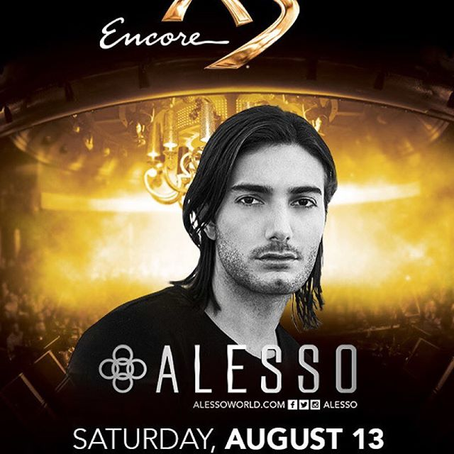 These will be the years... This #saturday, @alesso will be taking the stage by storm at @xslasvegas. Inquire for deals on #tables  #vegas #vegasnights #vegasnightlife