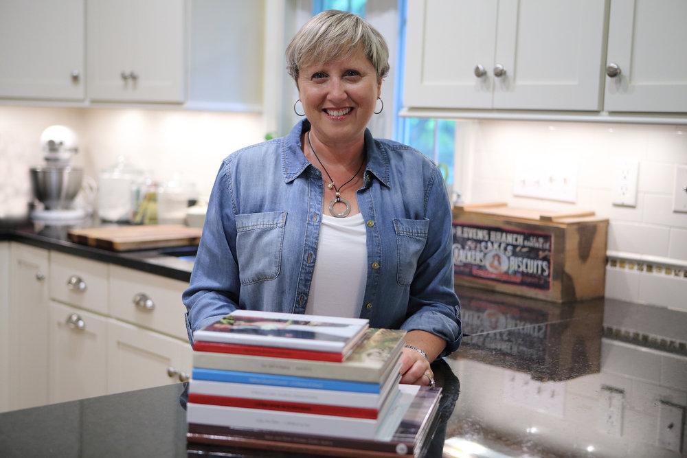 Karen Baker - Memory Lane PhotoBooks customized PhotoBook design