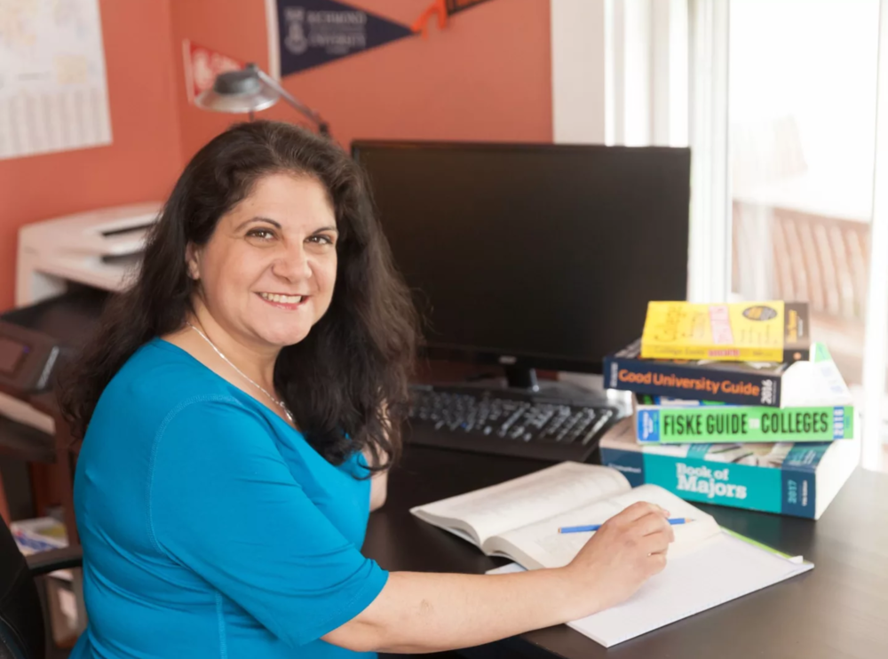 Sharon Oloffson - Gateway Consulting college consultant