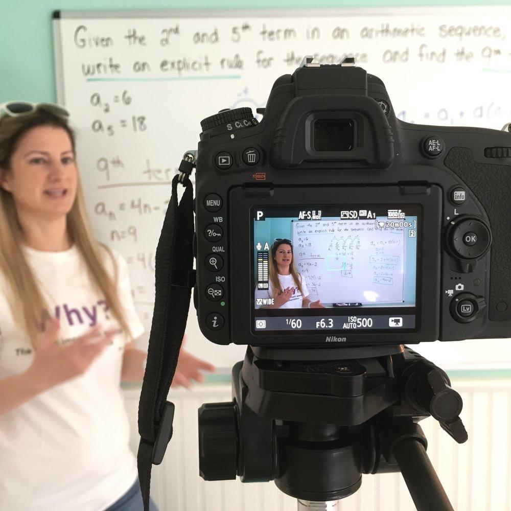 Video Shoot 1.JPG