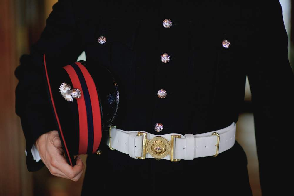 4 | Military Wedding | Jean Pierre Uys | Lamare London | The HAC.jpg