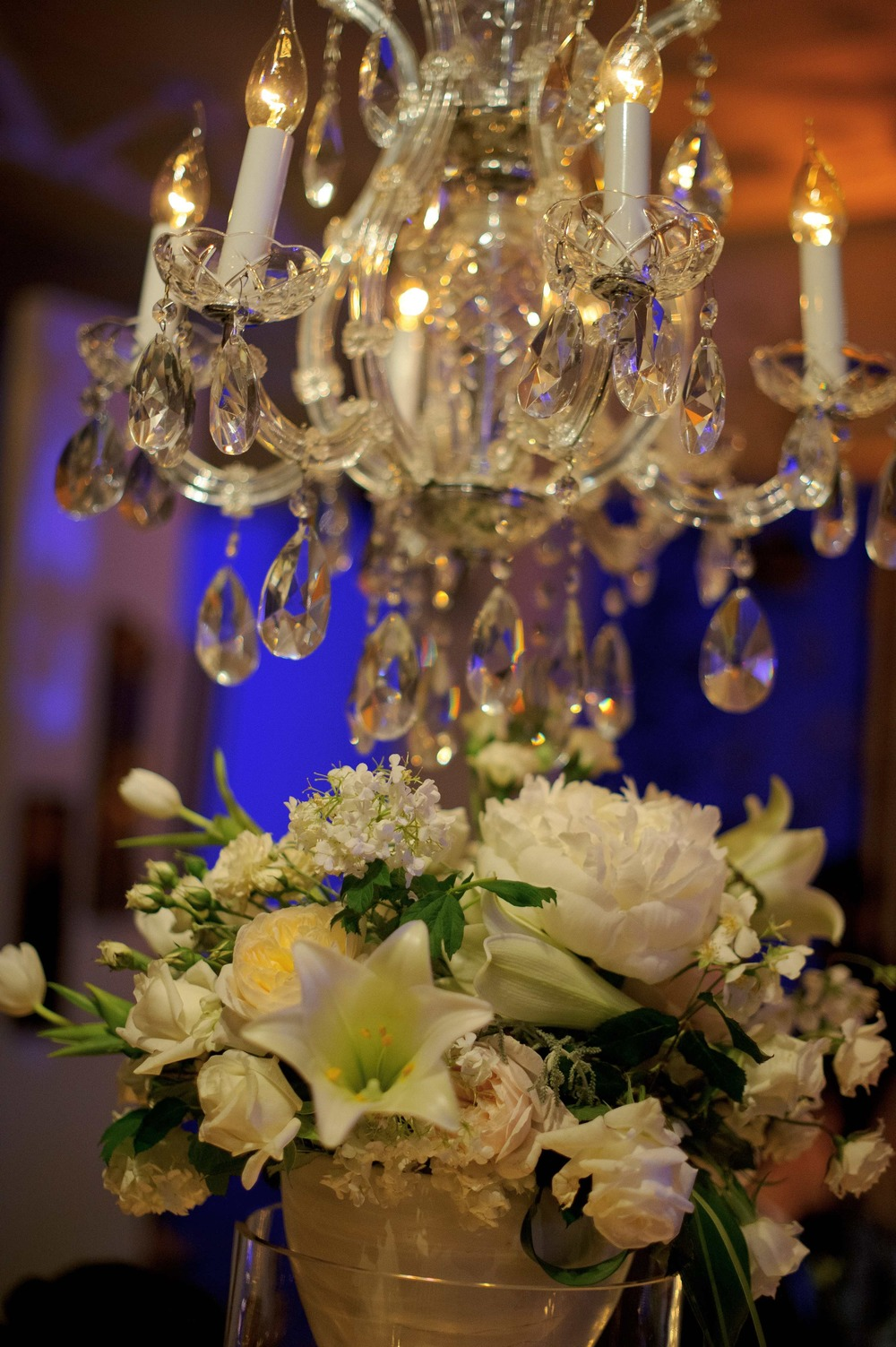 21 | Wedding Reception | Wedding Flowers | Chandelier | Wedding Photography | Jean Pierre Uys Photography | Lamare London.jpg