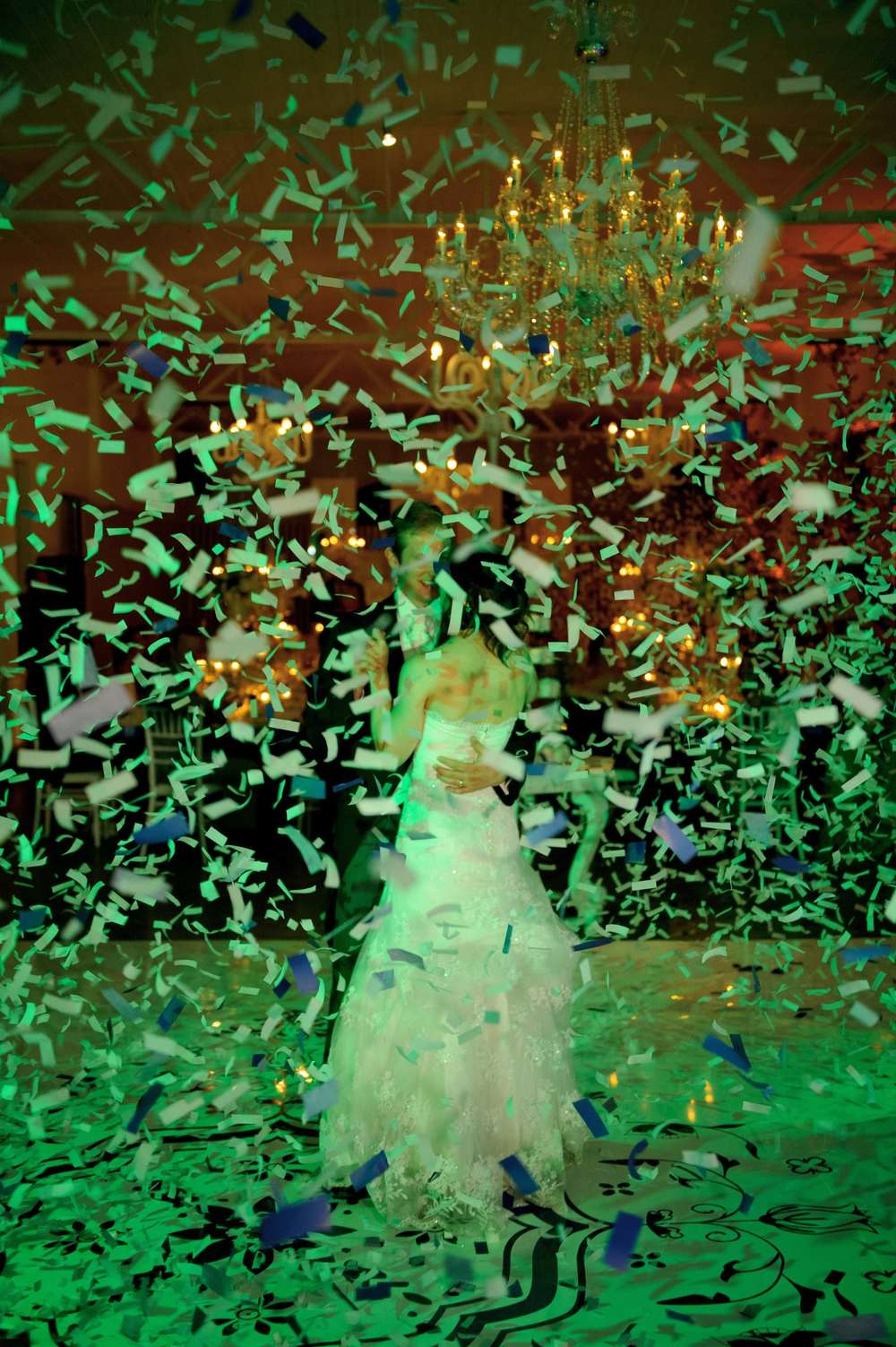 29 | Wedding Reception | First Dance | Dancefloor | Confetti Bomb | Wedding Photography | Jean Pierre Uys Photography | Lamare London.jpg