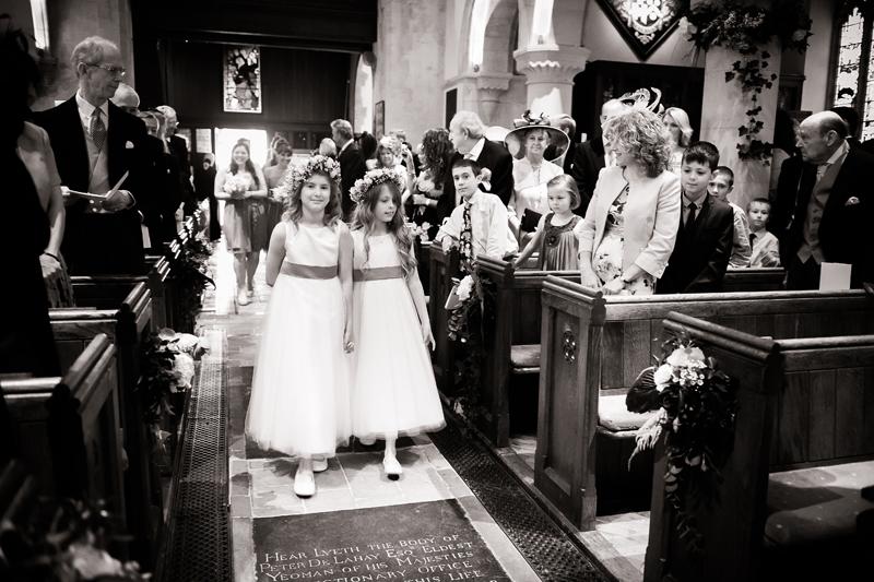 8 | Wedding Flower Girls | Church Wedding | Wedding Photography | Pippa Mackenzie | Zouch & Lamare.jpg