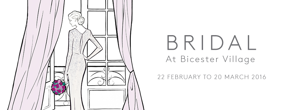 Bridal at Bicester Village | Lamare London