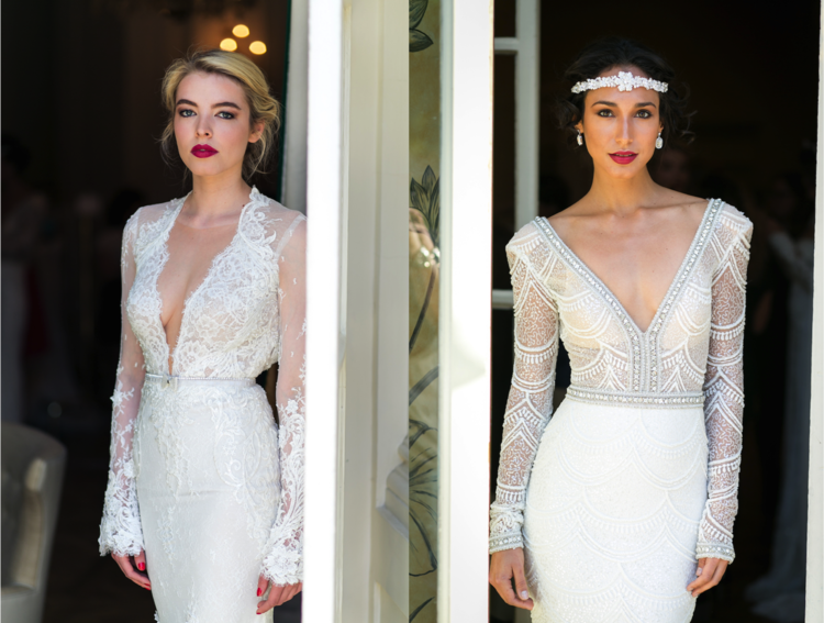 Berta Bridal | Fall 2015 collection | Lamare London | Mandarin Oriental Hyde Park
