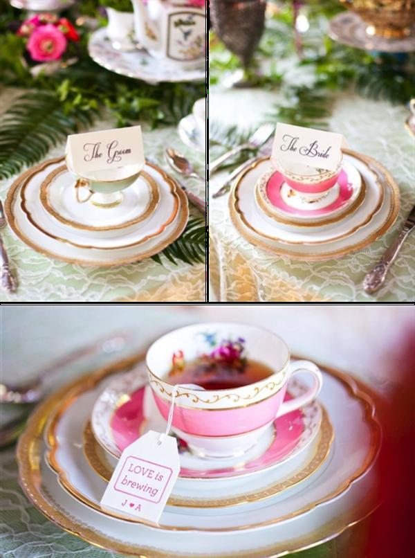 Teacups: P: Junshien International Photographers