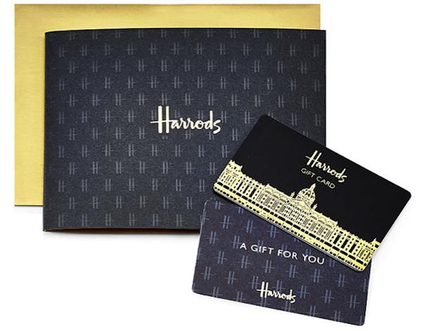Harrods Gift Card