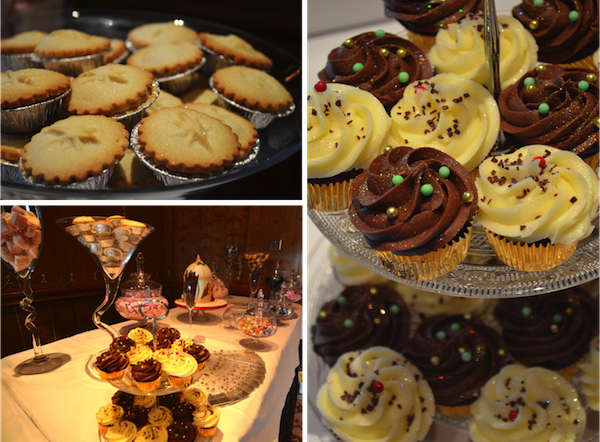 Some of the temptations from the Indulgence Bar