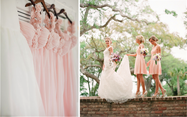 LEFT: Style Me Pretty | Brooke Images RIGHT: Wistful Weddings