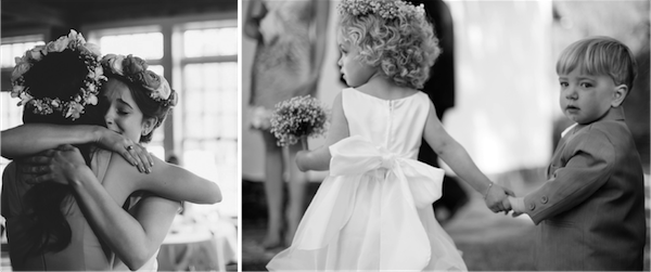 LEFT: Pinterest (Source unknown) RIGHT: Yes Wedding | P: Marcia Charnizon