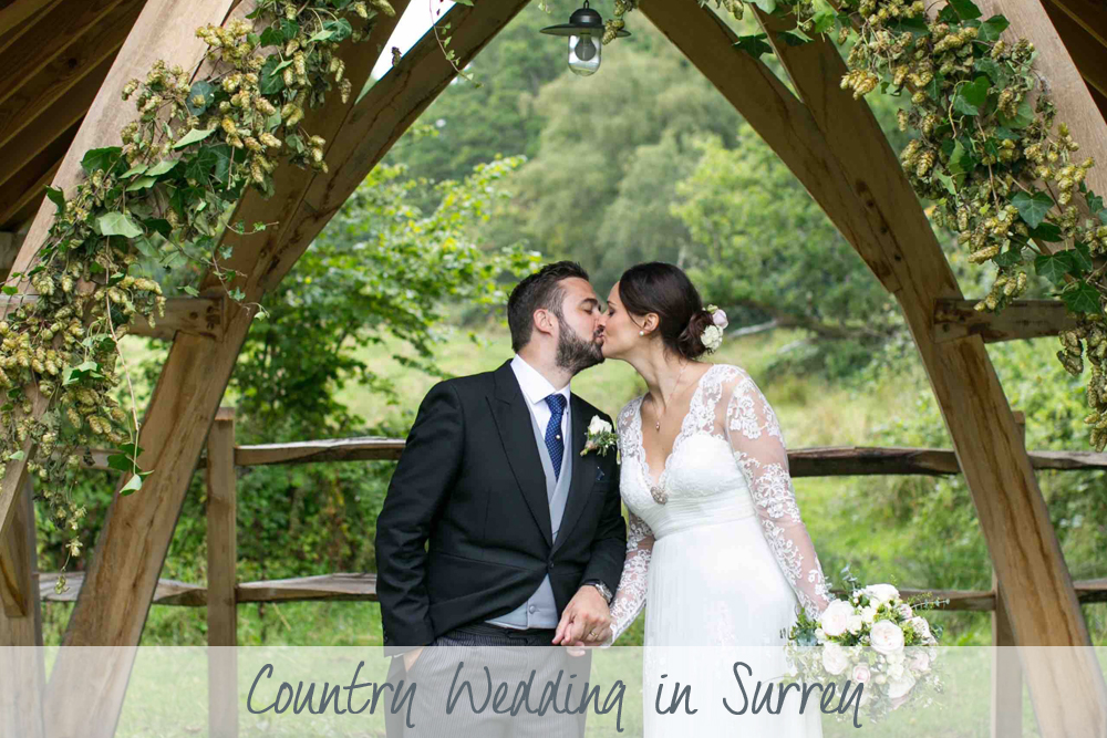 Country Wedding | Surrey Wedding | Millbridge Court Wedding