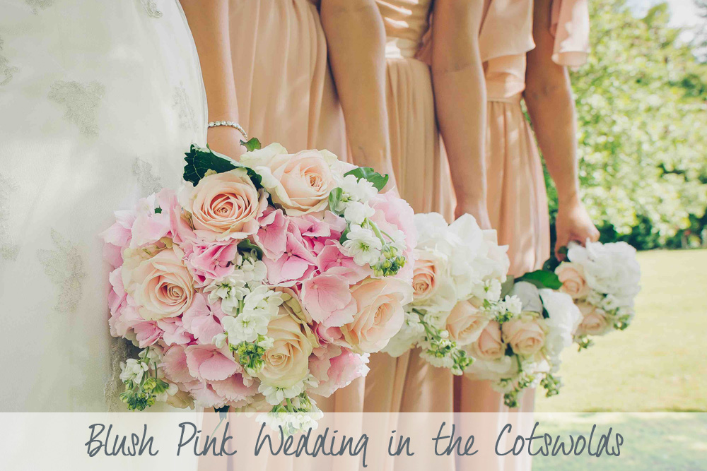 Blush Pink Wedding | Cotswolds Wedding | Wedding in the Cotswolds | Lower Slaughters Wedding