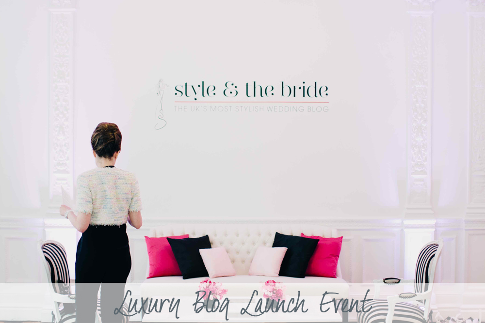Luxury Press Launch Party | Launch Event | Style & The Bride launch