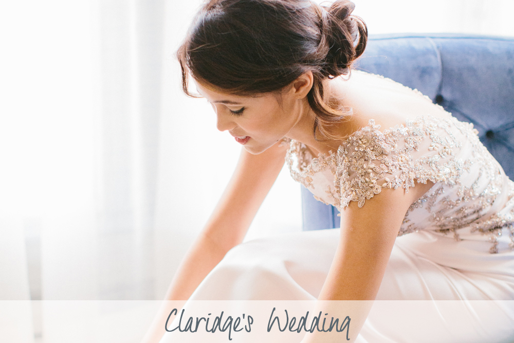 Claridge's Wedding | Luxury Wedding at Claridge's