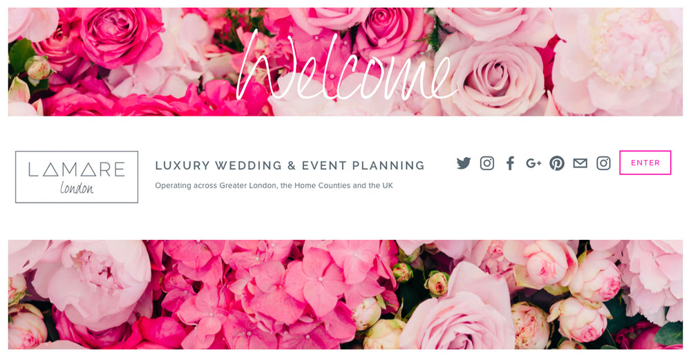 LAMARE LONDON | Luxury Wedding Planning London | Corporate Event Planning | Private Party Planning