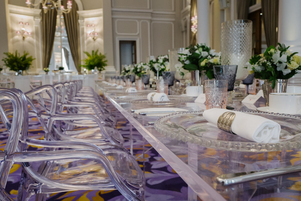 3 | Corinthia London | Wedding Breakfast | London Wedding | Lamare London.jpg