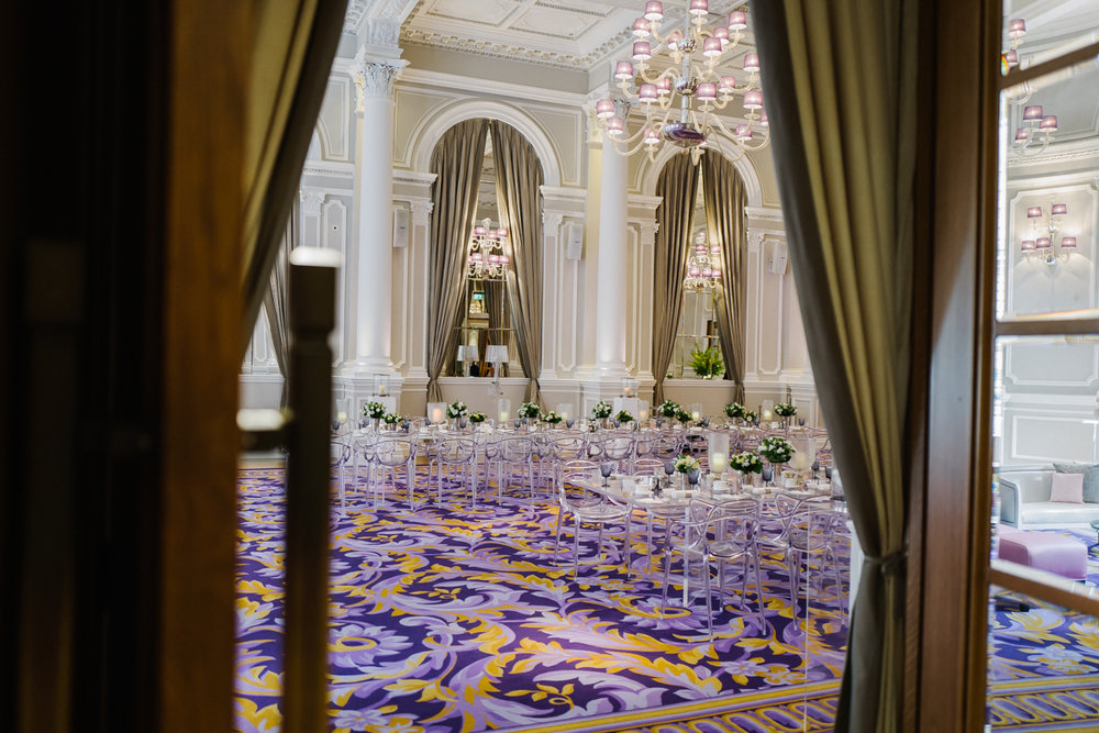 2 | Corinthia London | Wedding Breakfast | London Wedding | Lamare London.jpg