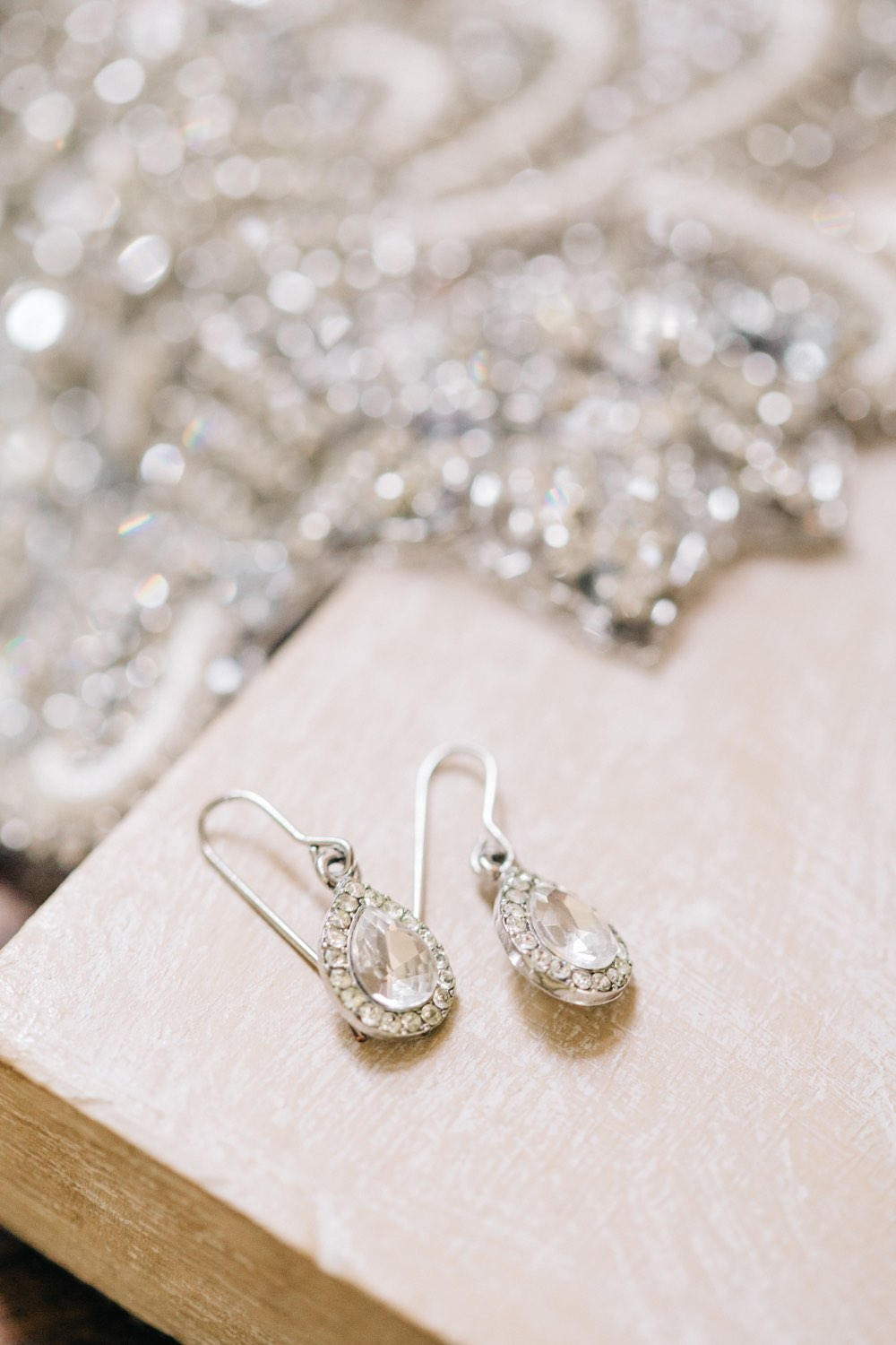 Earrings | Luxury Wedding Planner | Lamare London