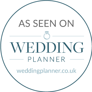 As seen on WeddingPlanner.co.uk