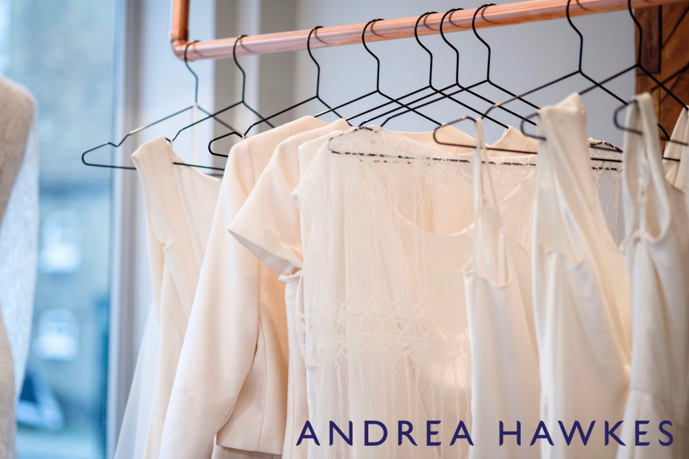 Andrea Hawkes feature image | Bridal Designer | Luxury wedding planner Lamare London