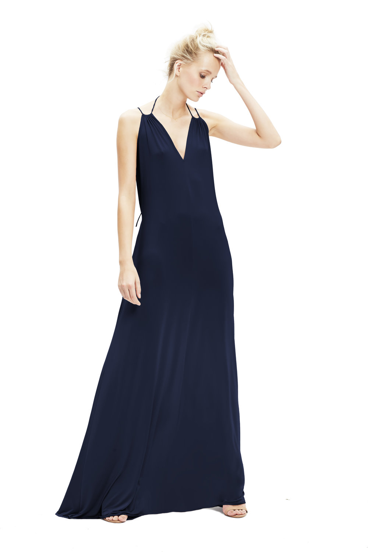 navy-twobirds-bridesmaid-Charlie-dress-no-sash | Lamare London | Luxury Wedding Planner London.jpg