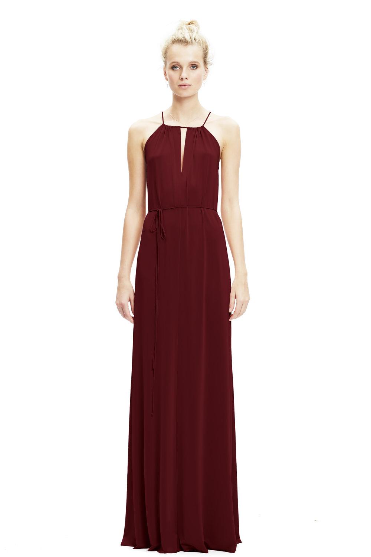wine-twobirds-bridesmaid-Charlie-dress | Lamare London | Luxury Wedding Planner London.jpg