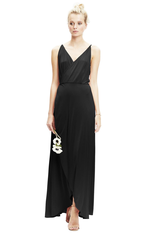 black-twobirds-bridesmaid-Lily-dress | Lamare London | Luxury Wedding Planner London.jpg