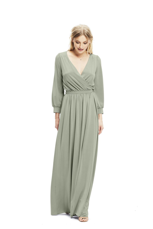 sage-twobirds-bridesmaid-Margaux-dress | Lamare London | Luxury Wedding Planner London.jpg
